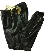 REI Elements Rain Cycle Pants Women's Water/Rain Proof Breathable Nylon M NWT