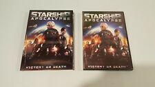 Starship Apocalypse (DVD, 2015) New