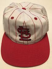 MLB Baseball St Louis Cardinals Twins Enterprise Snapback Hat Cap Adult One Size