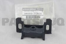 3456070N00 Genuine Nissan BRACKET ASSY-HOLDER RUBBER 34560-70N00
