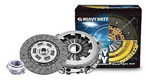 Heavy Duty Clutch Kit for Toyota Corolla ZZE122 ZZE123 1.8L DOHC 01/01-04/07