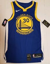 Nike NBA Stephen Curry Icon Edition Authentic Jersey Men's Sz 40 New 863022 495