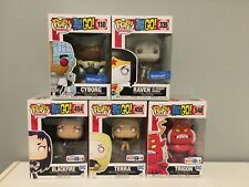 Teen Titans Go Funko Pop!