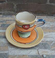 Gepunktete Kaffeetassen & -becher im Vintage -/Retro-Stil