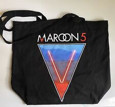 Maroon 5 Black Tote Bag Book Bag