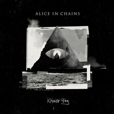 Alice in Chains  - Rainier Fog - New CD Album - Pre Order 24th August