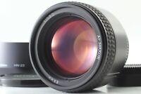 [Near Mint w/Hood HN-23] Nikon AF Nikkor 85mm f/1.8 D Prime Lens From Japan #537