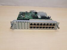 Cisco SM-ES3-16-P Enhanced EtherSwitch Module