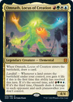1x Omnath, Locus of Creation - Foil NM, English MTG Zendikar Rising