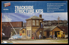 Walthers Cornerstone - Scale Trackside Structures Set  - Kit #933-3530 - Sealed
