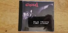 Casual Fear Itself 1994 CD Rare OOP 90s Hieroglyphics Hip-Hop/Rap Del Domino