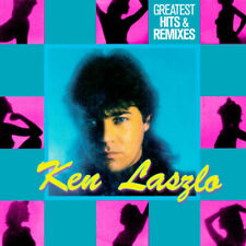 Ken Laszlo ‎2xCD Greatest Hits & Remixes - Germany (M/M - Scellé / Sealed)