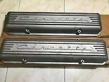 1957 1958 1959 Corvette 7 Fin Valve Covers Staggered 3726086 283