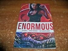 215 INK Comics **ENORMOUS** -- First Print TPB -- 2014 -- VOL 1 -- Issues 1-6