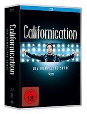 Californication - Die komplette Serie Staffel 1-7 Blu Ray Box Set