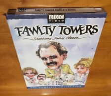 Fawlty Towers: The Complete Collection (DVD, 2001) John Cleese tv show NEW