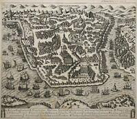 Constantinopel - Relationis Historicae - Messrelationen 1731 - Istanbul - RAR