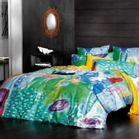 Sheridan Limited Edition Sunday Sailing Quilt Cover Set in Multi