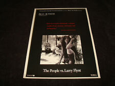 THE PEOPLE VS. LARRY FLYNT Oscar ad with Courtney Love & EMMA Gwyneth Paltrow