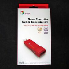Brook PS3 PS4 Controller Adapter to XBOX One for Console - No Need XB One Pad