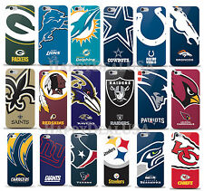 """Slim Fit NFL XL Snap Cover Protector Case for Apple iPhone 6 6S 4.7"""" - Choose"""