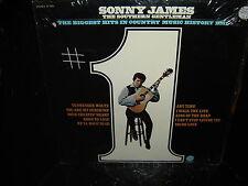 Sonny James – The Southern Gentleman LP VG+ ST-629