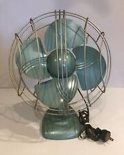 Dominion Electric Corporation Vintage Oscillating Fan.