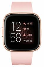 Fitbit Versa 2 tracker di attività - Rosa cipria/Rame rosa