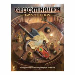 Gloomhaven - Jaws of the Lion Board Game | Expansion Pack |