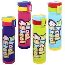 Kids School Water Bottle Stainless Steel BPA Free Water Bottle, Thermos, Vacuum