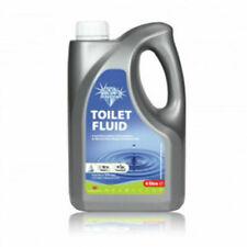 Blue Diamond 4L Toilet Fluid Caravan Chemical Toilet Fluid