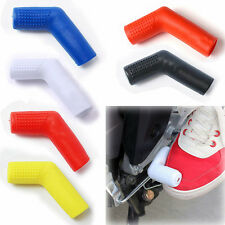 Motorcycle Dirtbike Pedal Shift Cover Rubber Shifter Sock Boot Shoe Protector