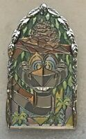 Disney Pins DLR Pin of the Month Windows of Evil KAA Jungle Book SOLD OUT