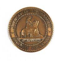 VTG International Philatelic Society Bronze Medal Literary Contest 1939 Stamps