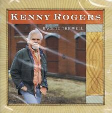 Kenny Rogers - Back to the Well - CD Album NEU - Suitcase Full Of Blues