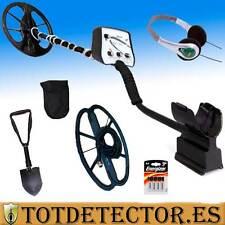 Detector de Metales Deeptech Vista RG1000 V2 + Accesorios