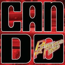 Pat Travers Band CAN DO CD BRAND NEW STUDIO ALBUM