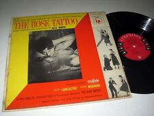 SOUNDTRACK The Rose Tattoo COLUMBIA 6 EYE Mono VG++/NM- Burt Lancaster