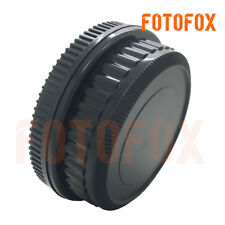 for Pentax PK K Cameras Rear Lens and Body Cap K-7 K-x K-r K-5 K-01 K-30 5 Pairs