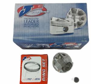JE-Pistons Kit 2.0 85.50 mm DISH 8.5:1 (7-bolt) Evo 4-9
