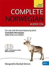 Teach Yourself Complete Norwegian by DanboltSimons Margaretha