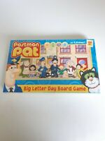 Postman Pat Big Letter Day Board Game. 2-4 players. Age 3+ Rare Paul Lomond 2004