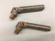 (2) Greenlee 00877 Screw Assembly for 00799 adapter and screw on coupling
