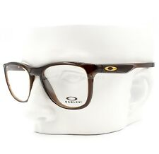 Oakley OX 8130-0452 Trillbe X Men's Eyeglasses Glasses Rootbeer Brown 52-18-141