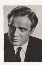 Marlon Brando Actor Vintage Postcard 573a