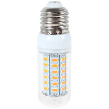 E27 220V 18W 56X 5730 SMD LED Corn Bulb Warm White Light Lamp 650LM
