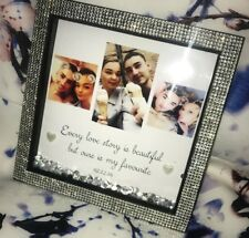 💫Personalised Box Frame For Girlfriend Or Boyfriend For Him Gift For Her Gift