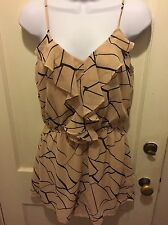 NWT Fab'rik Jumper Beige Size Medium.