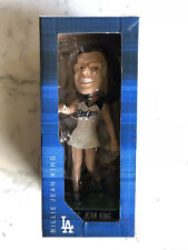 BILLIE JEAN KING Bobblehead Los Angeles Dodgers SGA 9/21/19