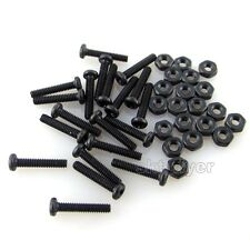 20pcs M2 small Nuts and Screw For motor Robot gear and pulley  DIY Toy
